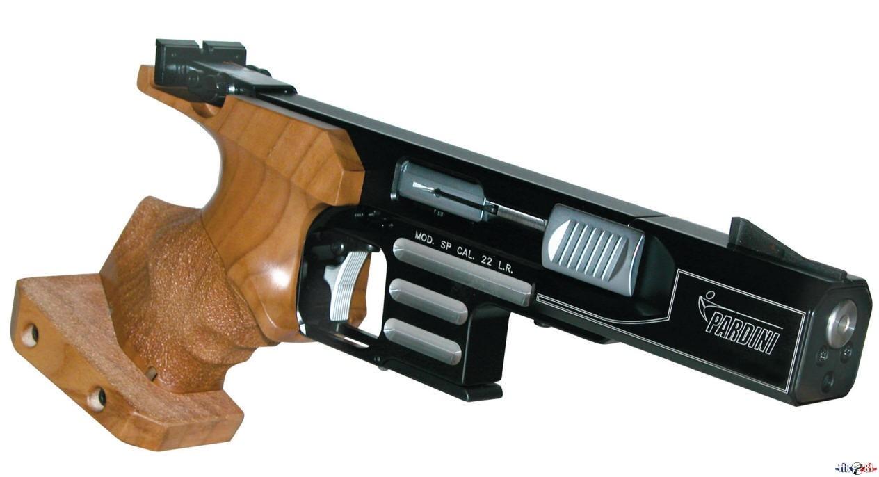 Tir 81 Pistolet 22 Lr Pardini Sp New Occasion Avis Et
